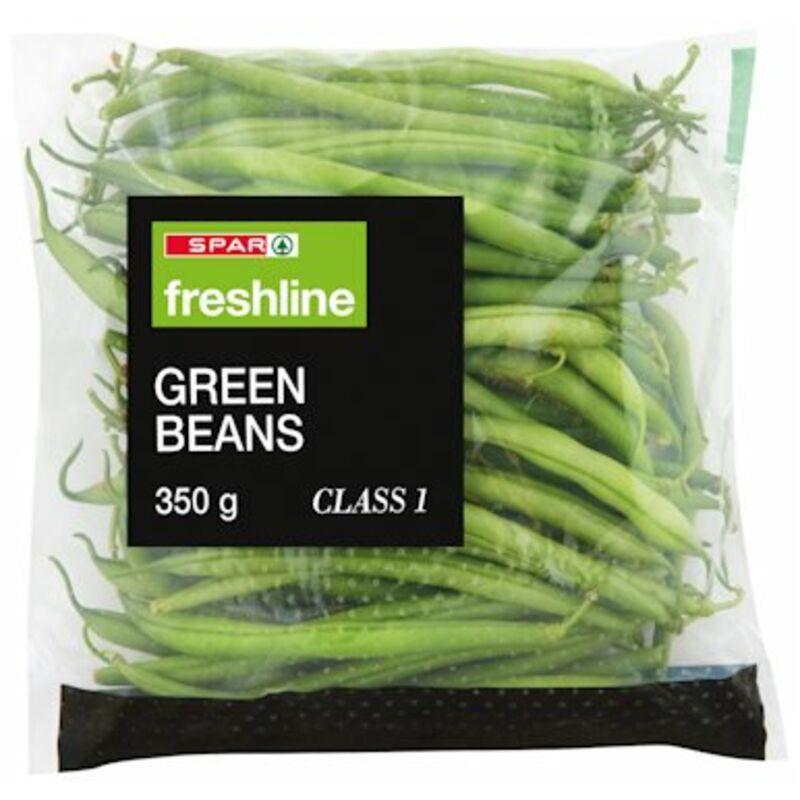 FRESHLINE BEANS GREEN – 350G