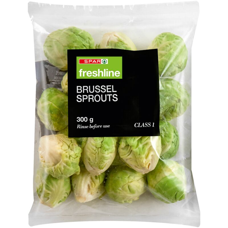 FRESHLINE BRUSSEL SPROUTS – 350G