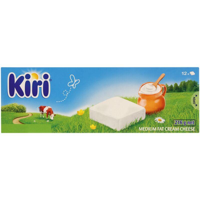 KIRI CREAM CHEESE – 216G