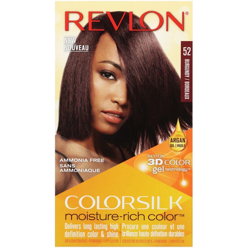 REVLON COLORSILK MOISTURE RICH BURGUNDY – 1S