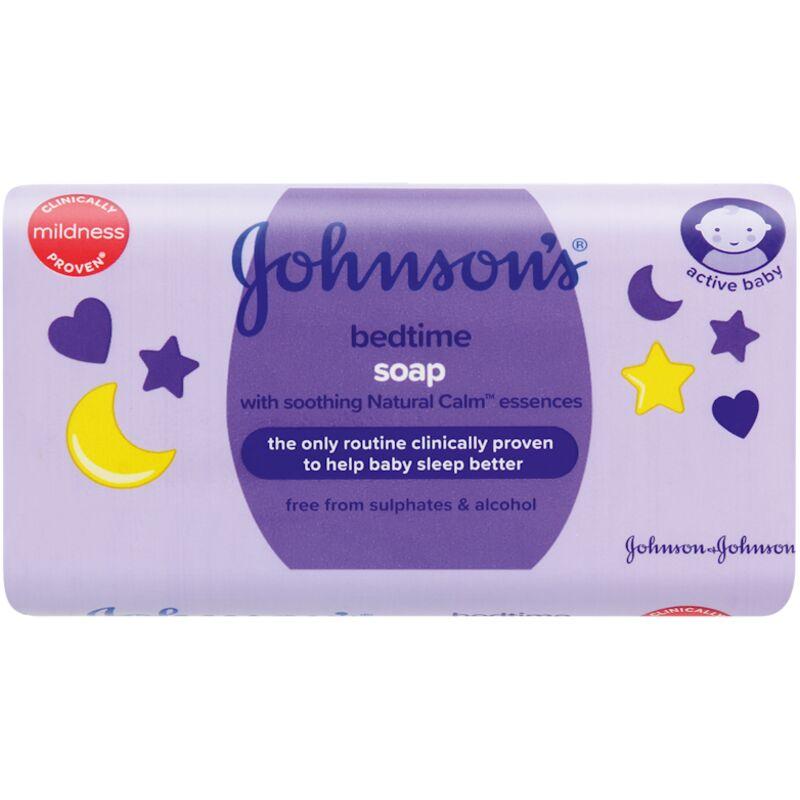 JOHNSONS BABY BEDTIME SOAP – 175G