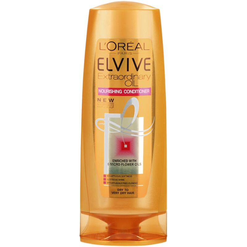 ELVIVE CONDITIONER EXTRAORDINARY OIL NORMAL TO DRY HAIR – 400ML