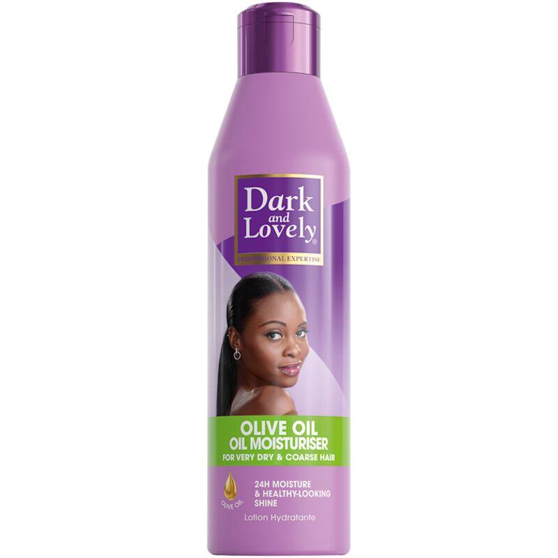 DARK & LOVELY MOIST PLUS OLIVE OIL – 250ML