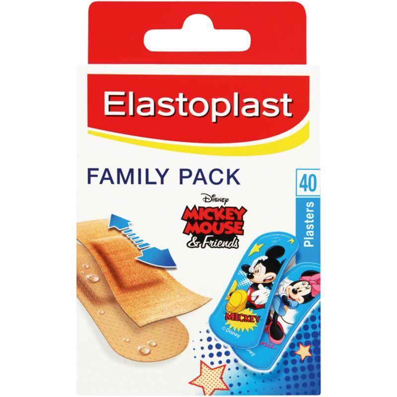 ELASTOPLAST KIDS FAMILY PACK – 40S