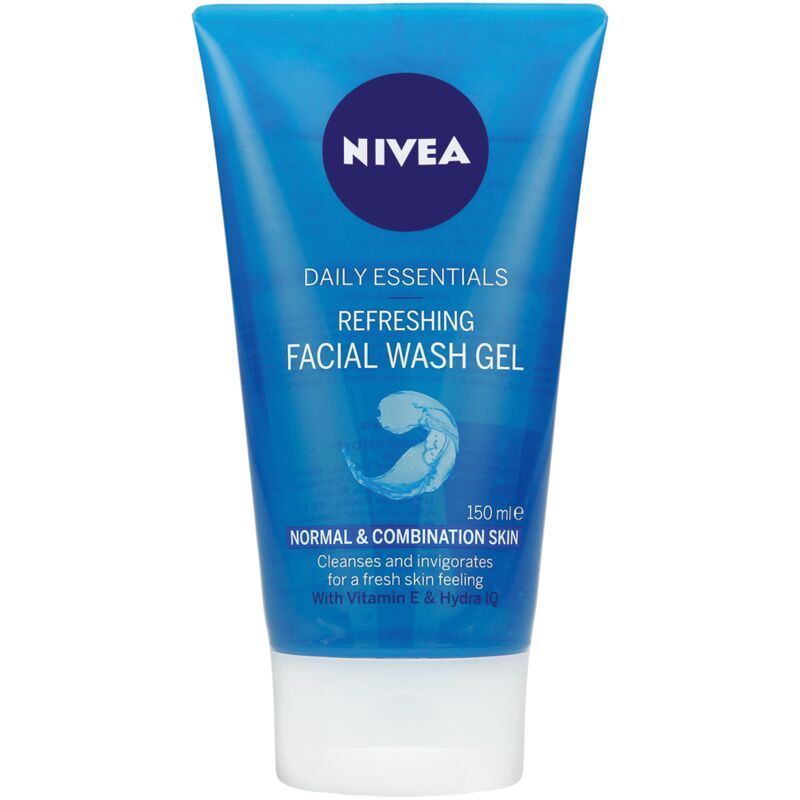 NIVEA VISAGE REFINING GEL WASH – 150ML