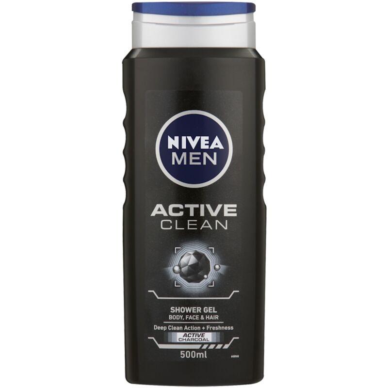 NIVEA BODYWASH ACTIVE – 500ML