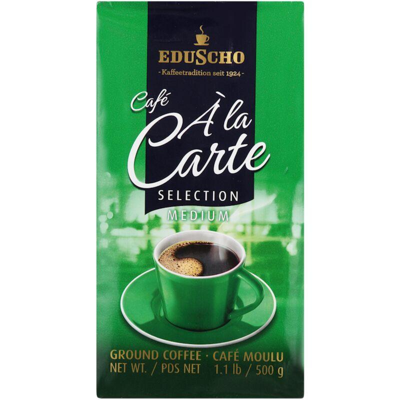 EDUSCHO COFFEE GROUND CAFE CARTE AUSLES – 500G