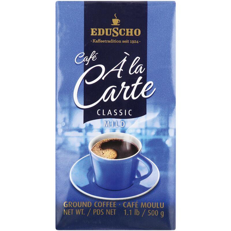 EDUSCHO COFFEE GROUND CAFE CARTE N MILD – 500G