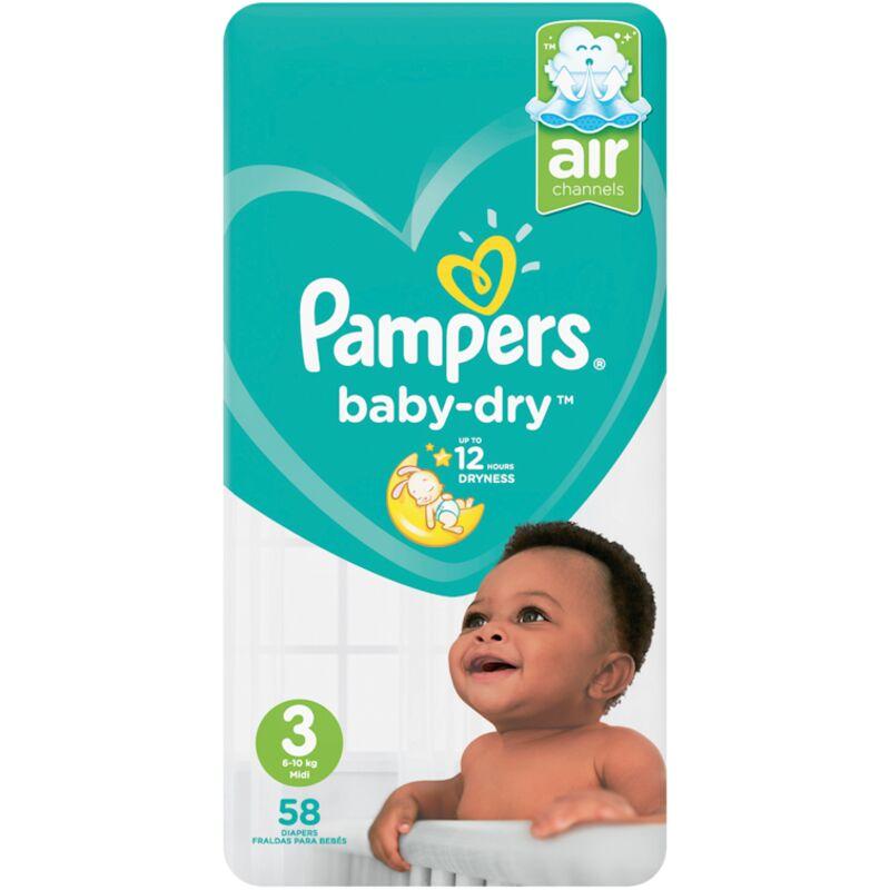 PAMPERS ACTIVE BABY MIDI VP – 58S