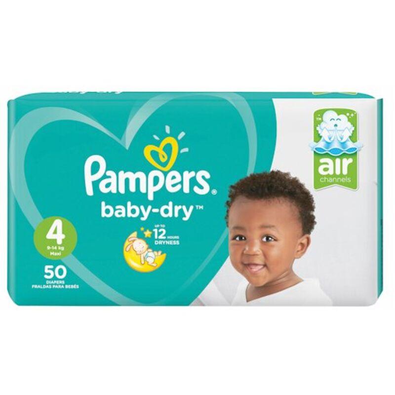 PAMPERS ACTIVE BABY MAXI VP – 50S