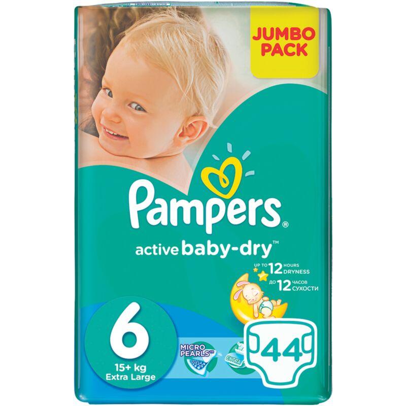 PAMPERS ACTIVE BABY XL JP – 44S