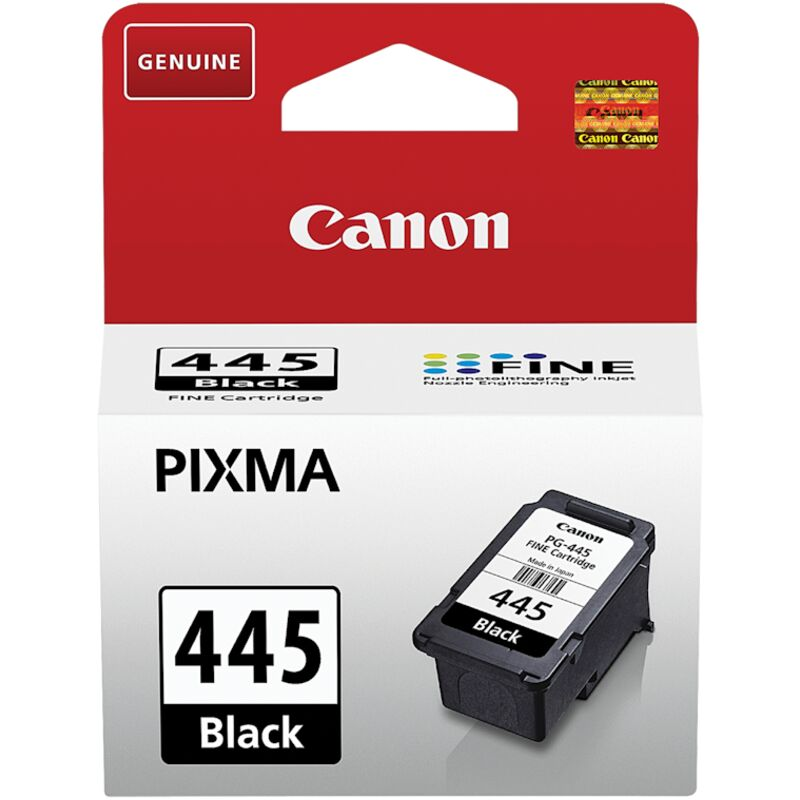 CANON PG-445 BLACK INK CARTRIDGE – 1S