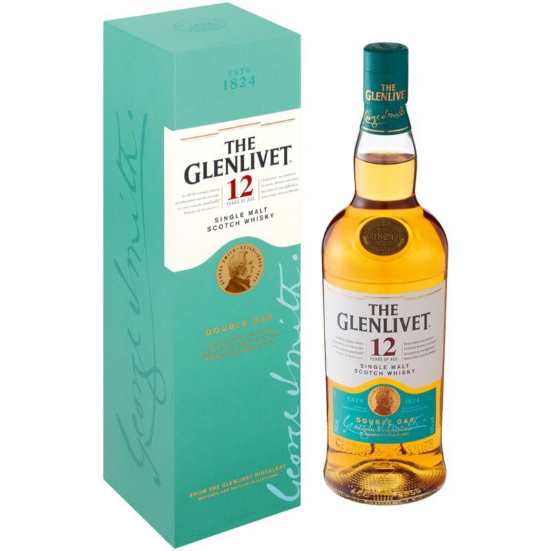 THE GLENLIVET 12YO – 750ML