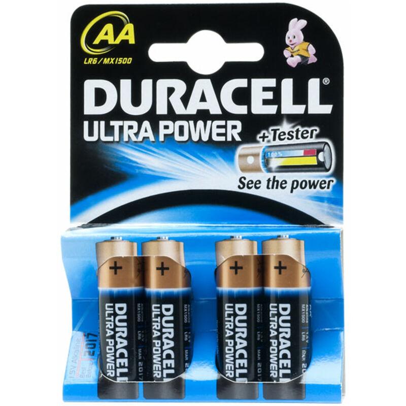 DURACELL ULTRA POWER AA – 4S