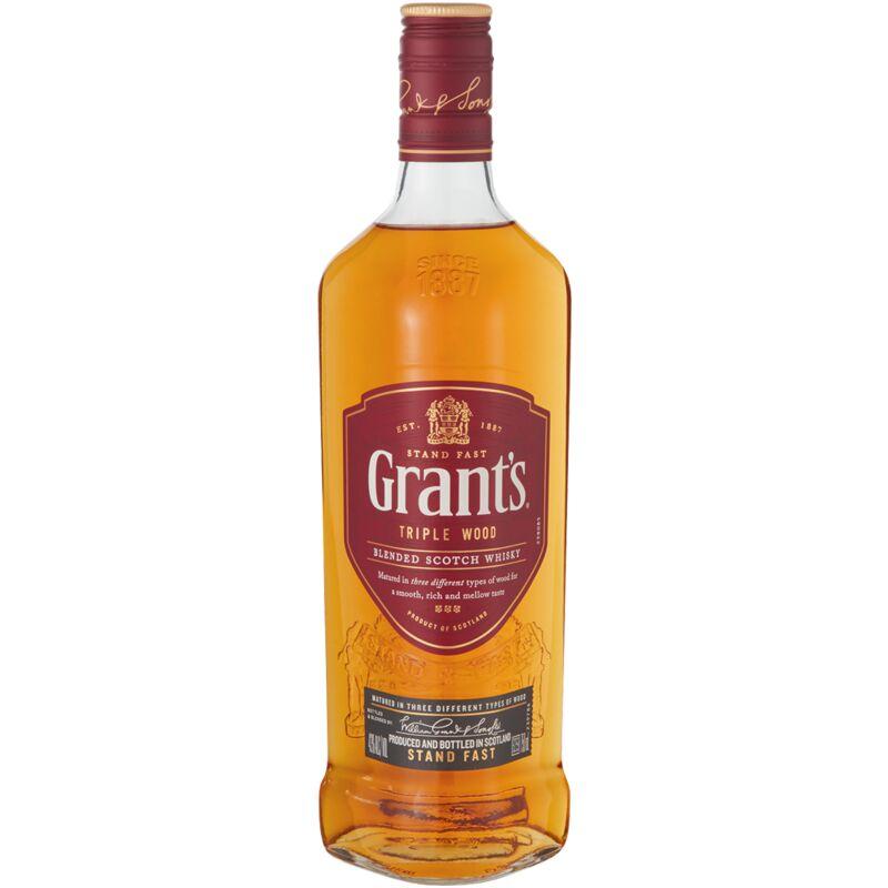 GRANTS WHISKEY – 750ML