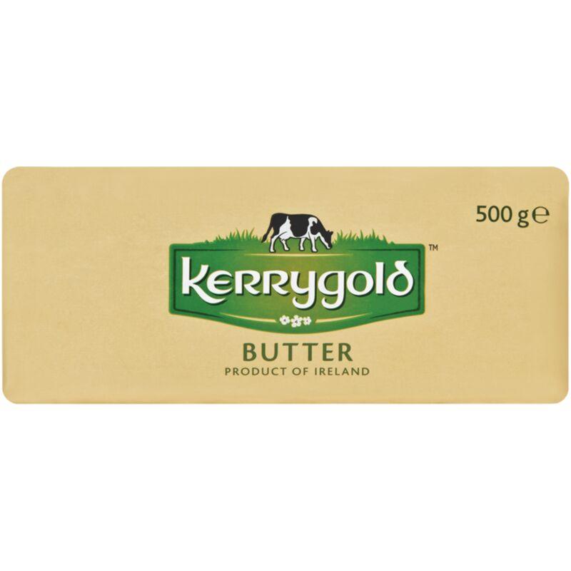 KERRYGOLD BUTTER PURE IRISH – 500G