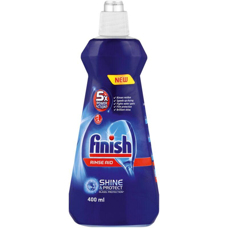 FINISH RINSE AID REGULAR – 400ML