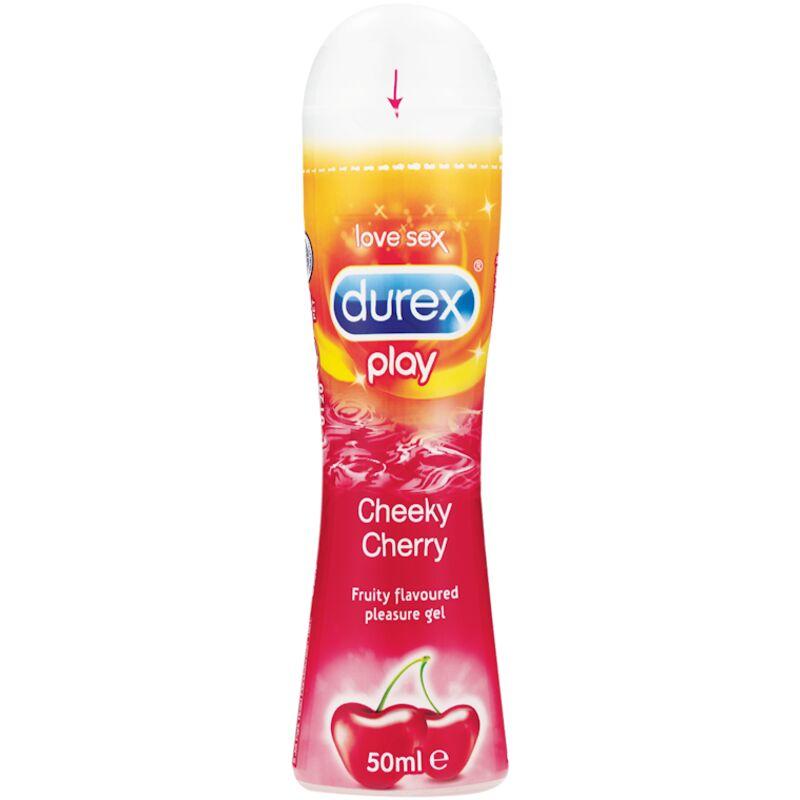 DUREX PLAY LUBRICANT CHERRY – 50ML