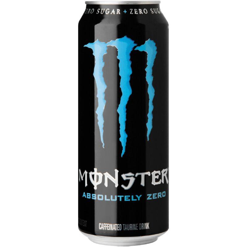 MONSTER ENERGY ABSOLUTELY ZERO – 500ML