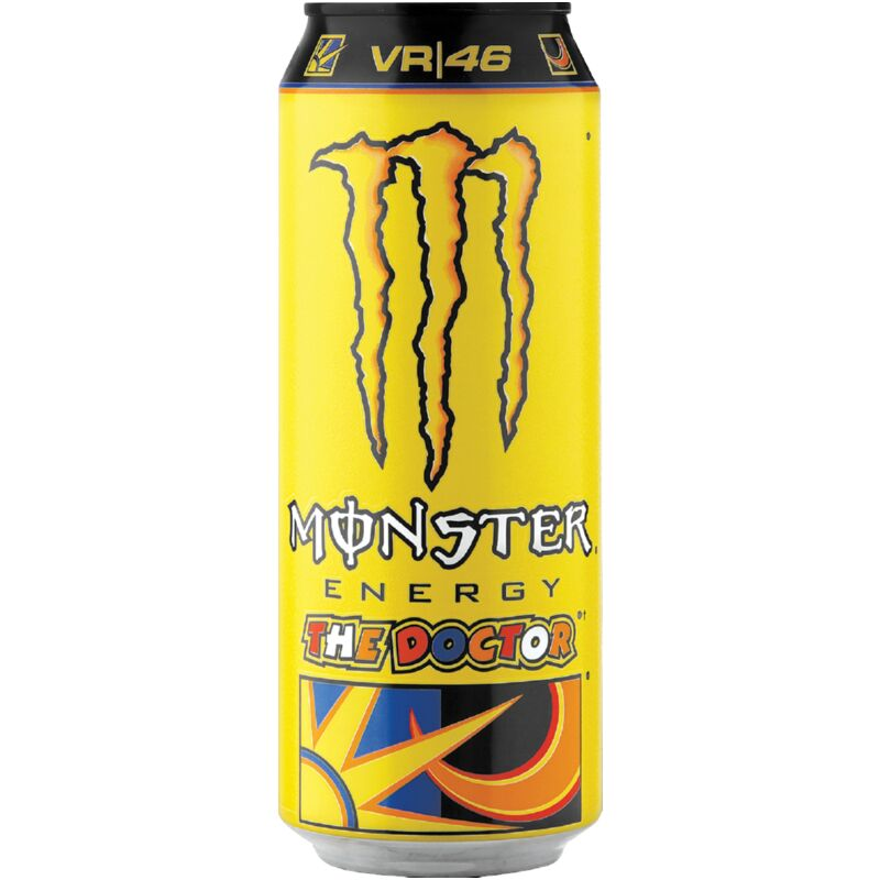MONSTER ROSSI CAN – 500ML