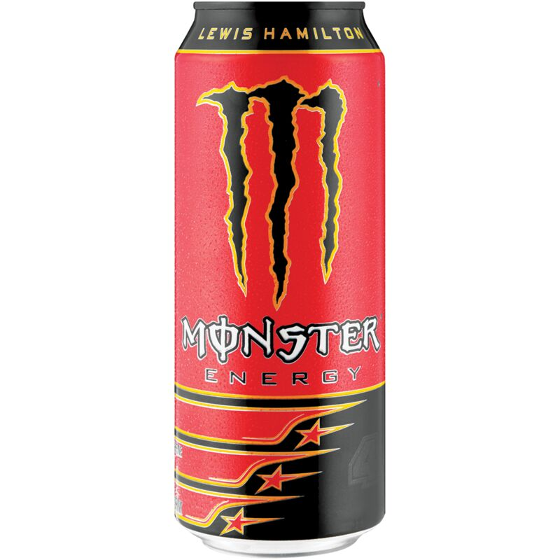 MONSTER ENERGY DRINK LEWIS HAMILTON 44 – 500ML