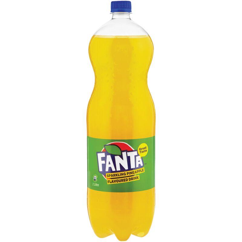 FANTA PINEAPPLE – 2L