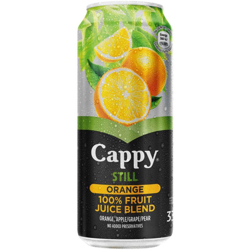 CAPPY FRUIT JUICE ORANGE – 330ML