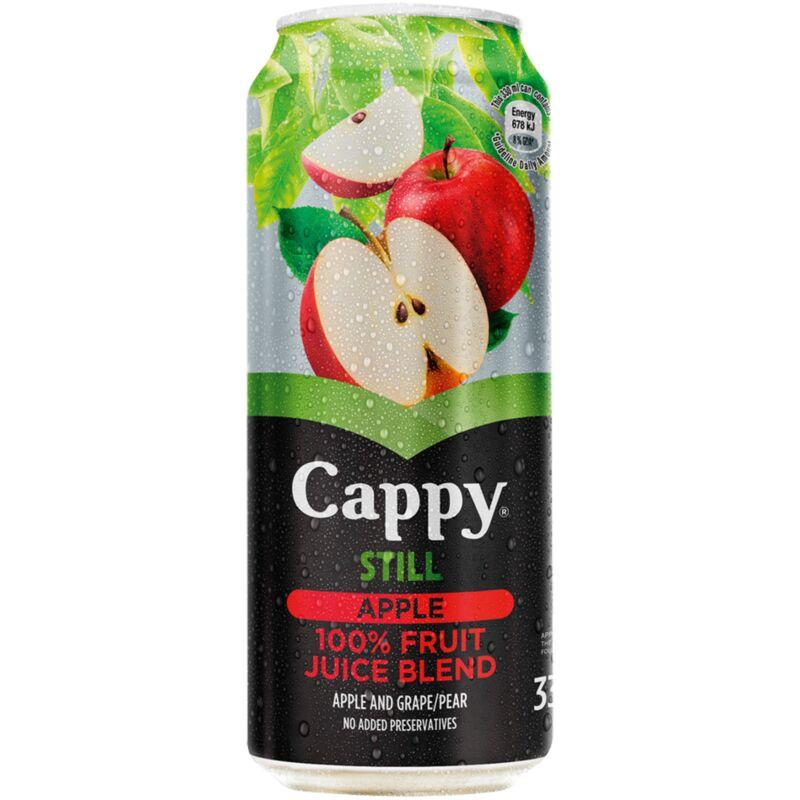 CAPPY FRUIT JUICE APPLE – 330ML