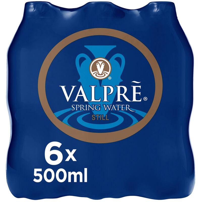 VALPRE SPRING WATER STILL 6S – 500ML