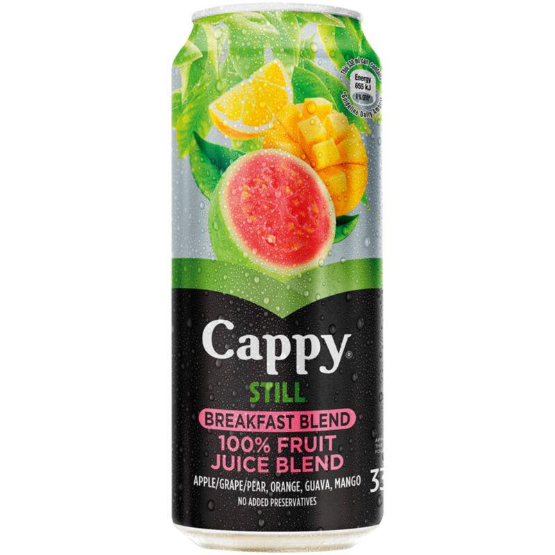 CAPPY FRUIT JUICE BREAKFAST BLEND – 330ML
