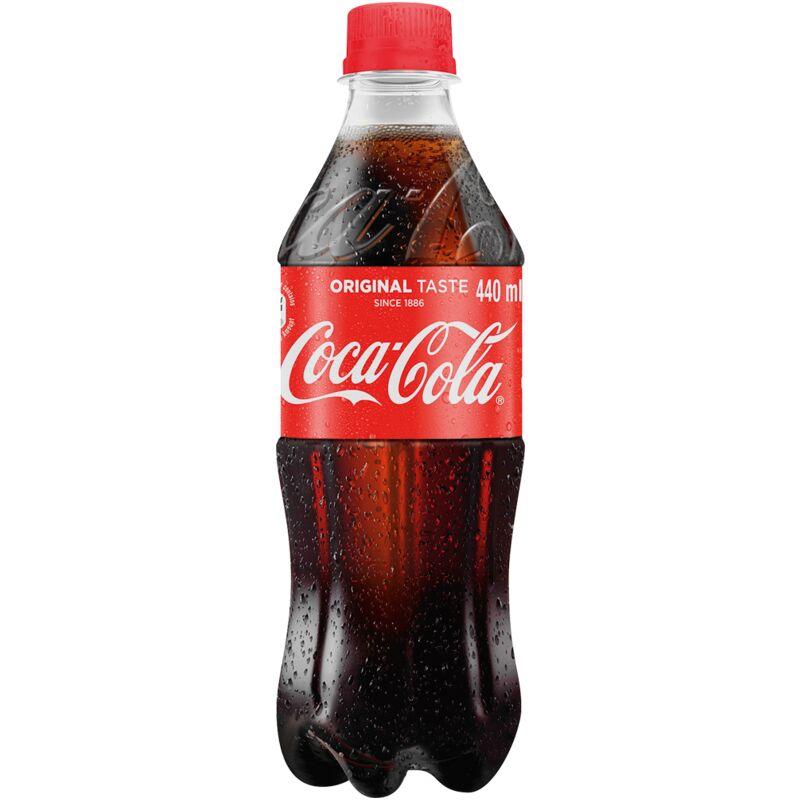 COCA COLA SOFT DRINK – 440ML