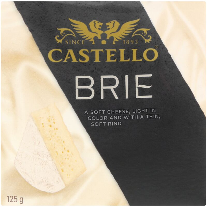 CASTELLO BRIE DANISH – 125G