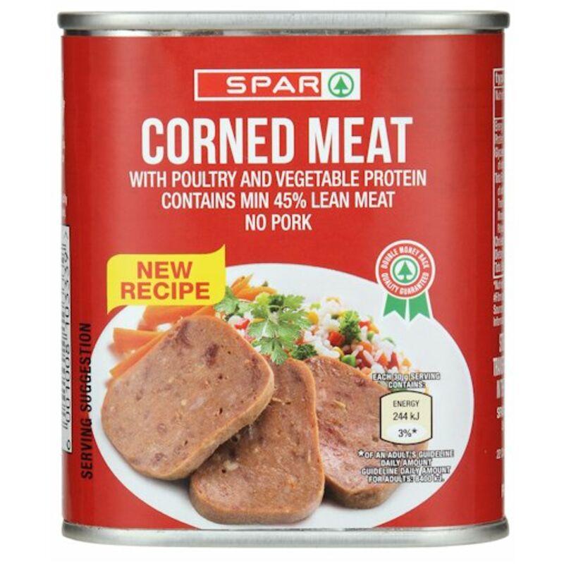 SPAR CORNED MEAT – 300G