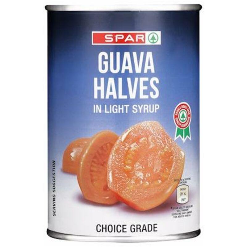 SPAR GUAVA HALVES – 410G