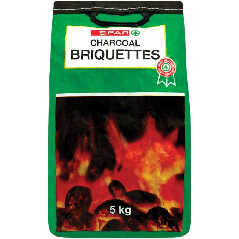 SPAR BRIQUETTES – 5KG
