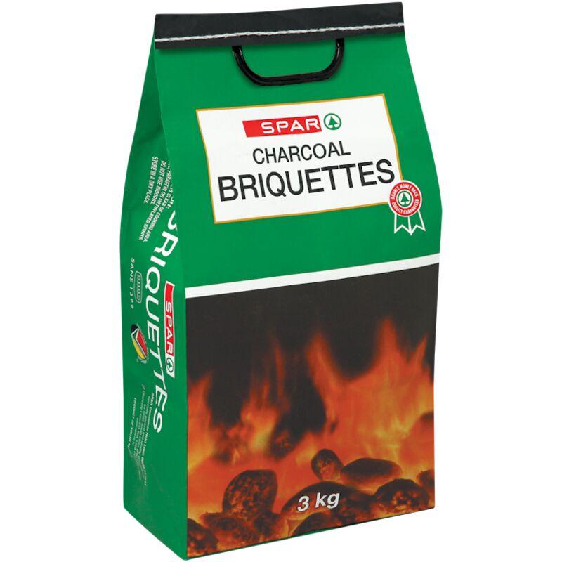 SPAR BRIQUETTES – 3KG