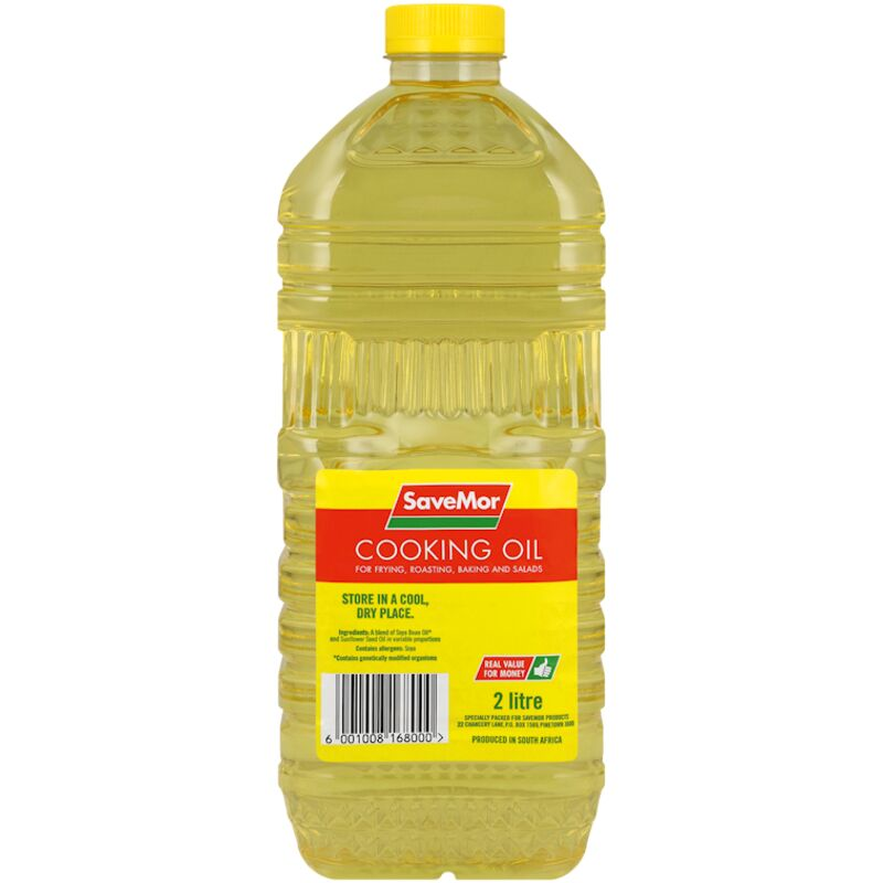 SAVEMOR OIL COOKING – 2L