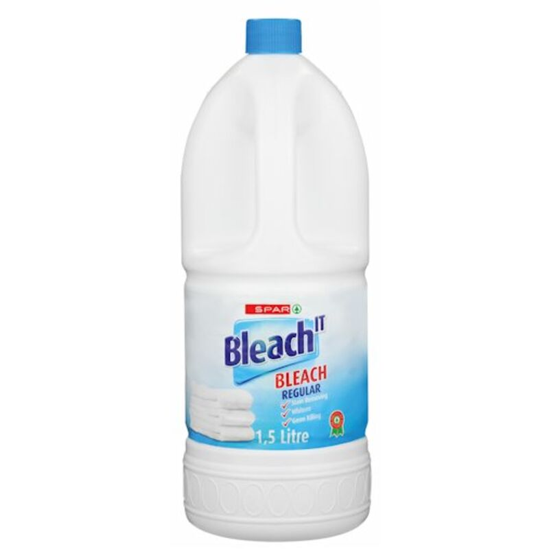 SPAR BLEACH REGULAR – 1.5L