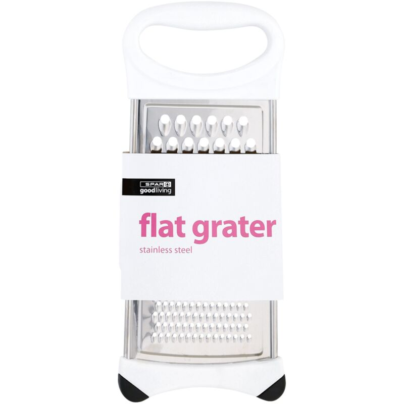 GOOD LIVING GRATER FLAT NON STICK – 1S