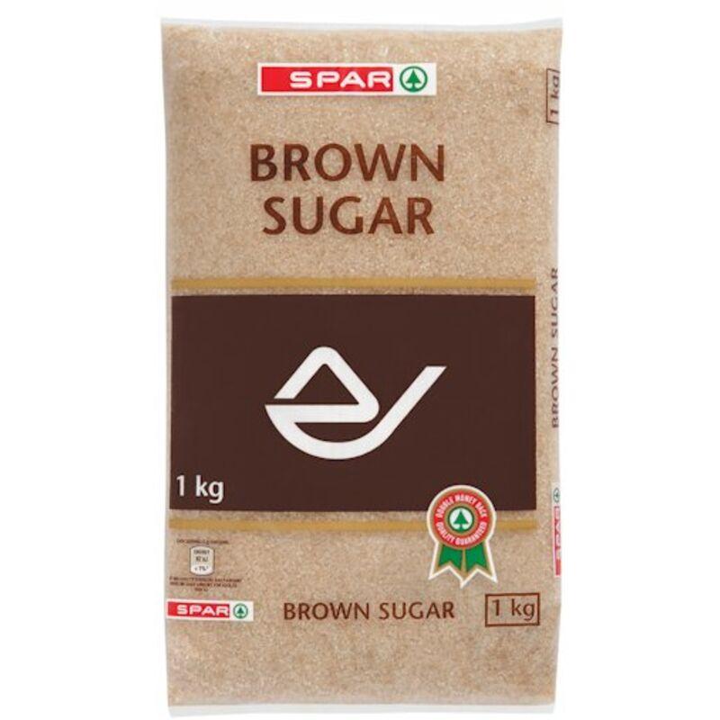 SPAR BROWN SUGAR – 1KG