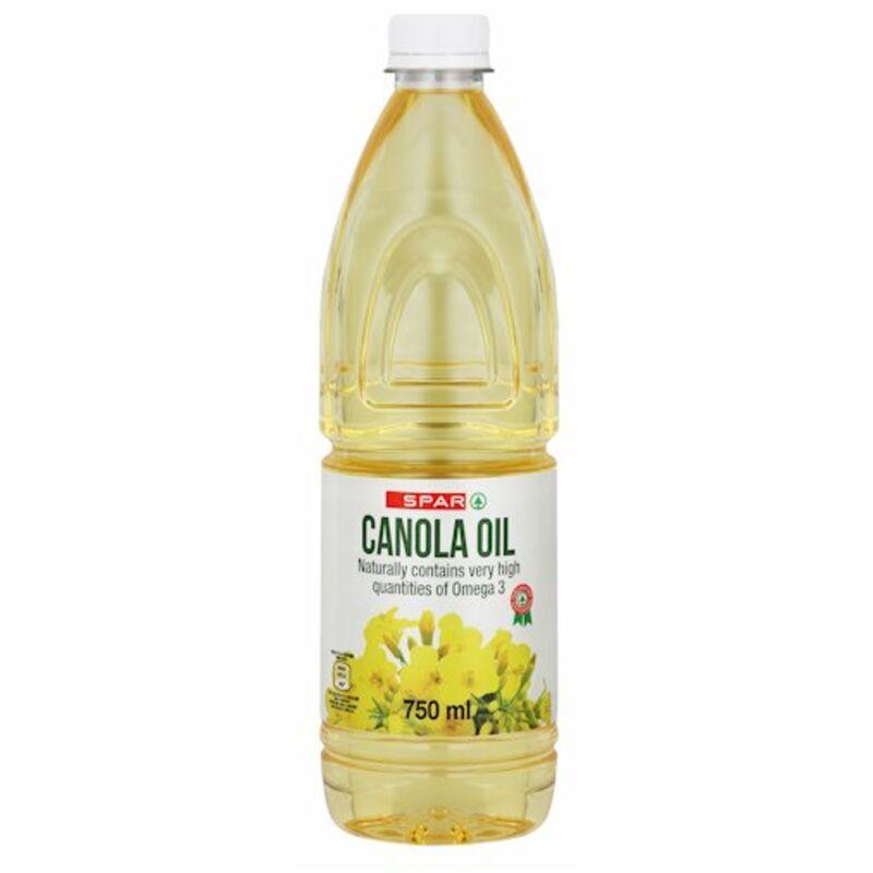 SPAR CANOLA OIL – 750ML