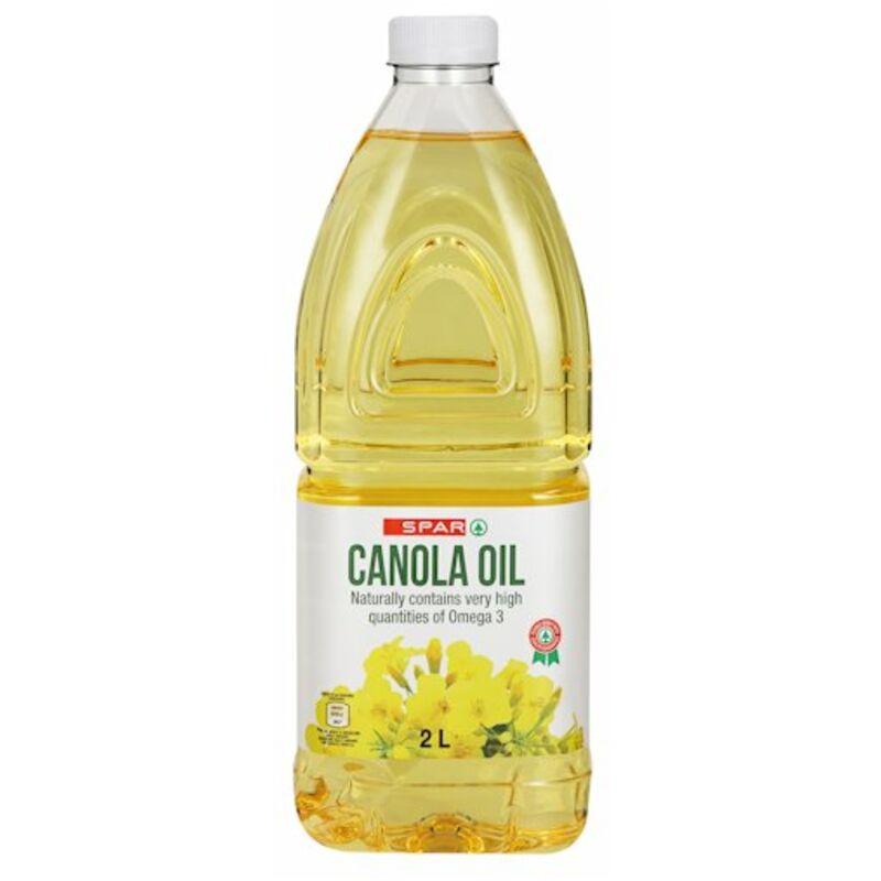 SPAR CANOLA OIL – 2L