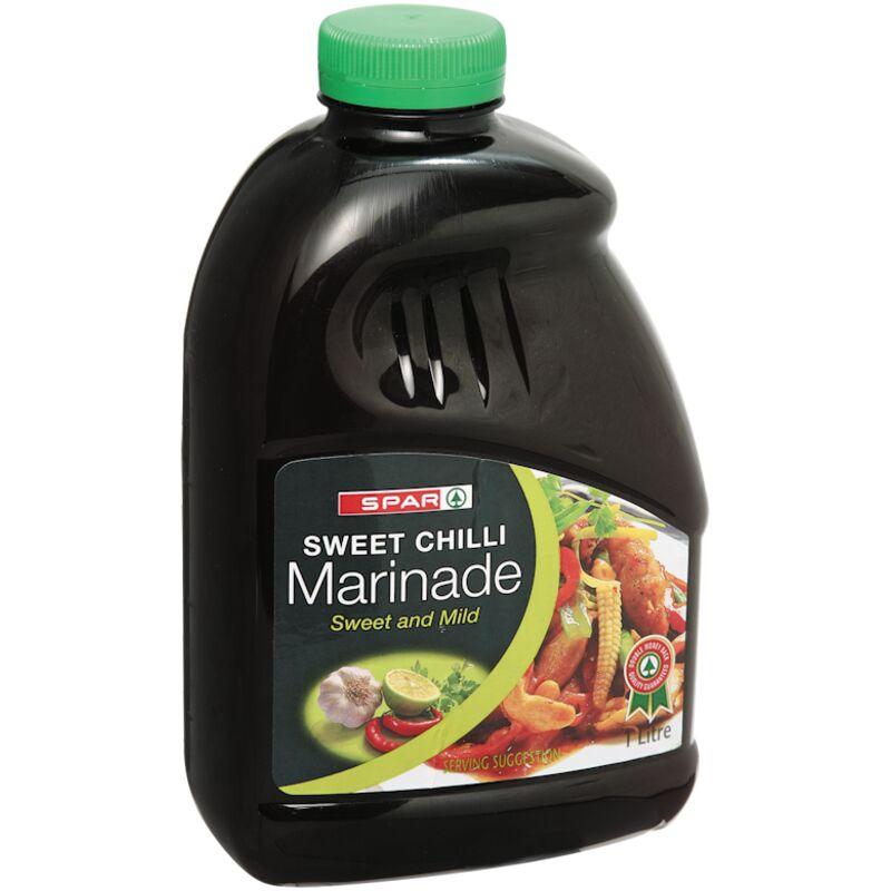 SPAR MARINADE SWEET CHILLI – 1L