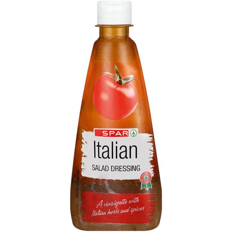 SPAR SALAD DRESSING ITALIAN – 340ML