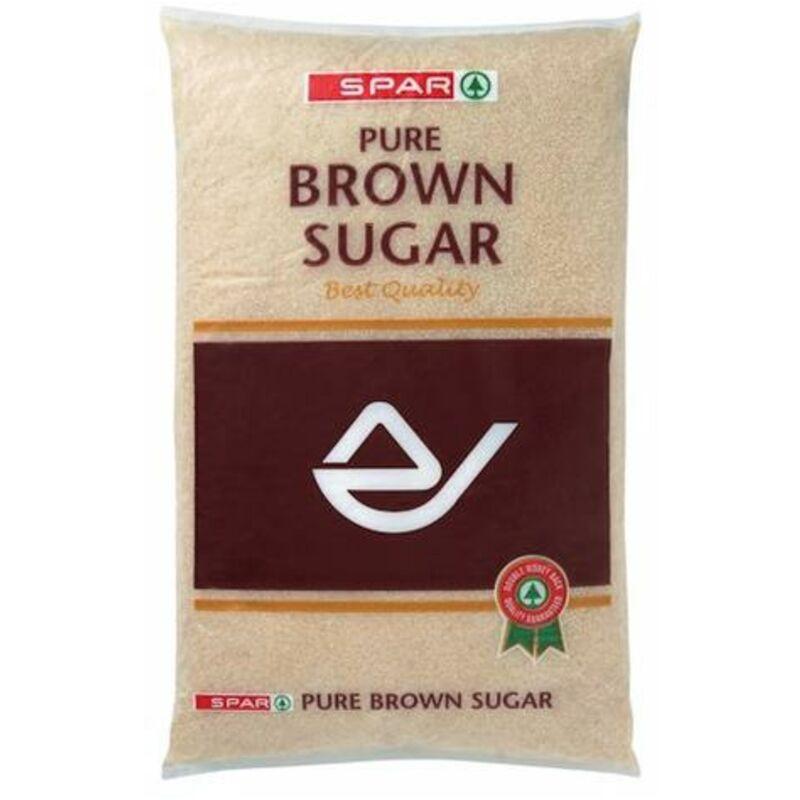 SPAR BROWN SUGAR – 5KG