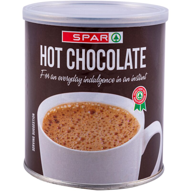 SPAR HOT CHOCOLATE DRINK – 500G