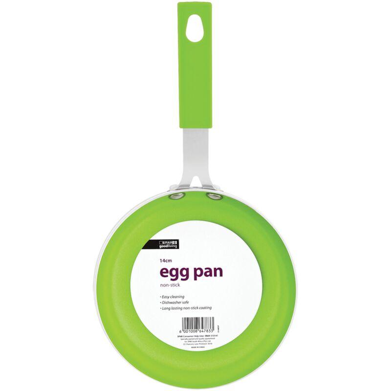 GOOD LIVING EGG PAN NONSTICK 14CMT – 1S