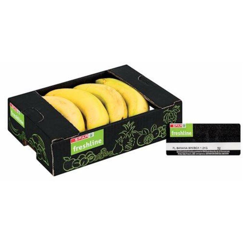 FRESHLINE BANANA MINI BOX – 1.2KG