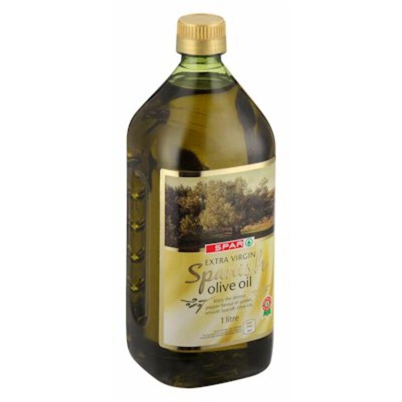 SPAR EXTRA VIRGIN SPANISH OLIVE OIL – 1L