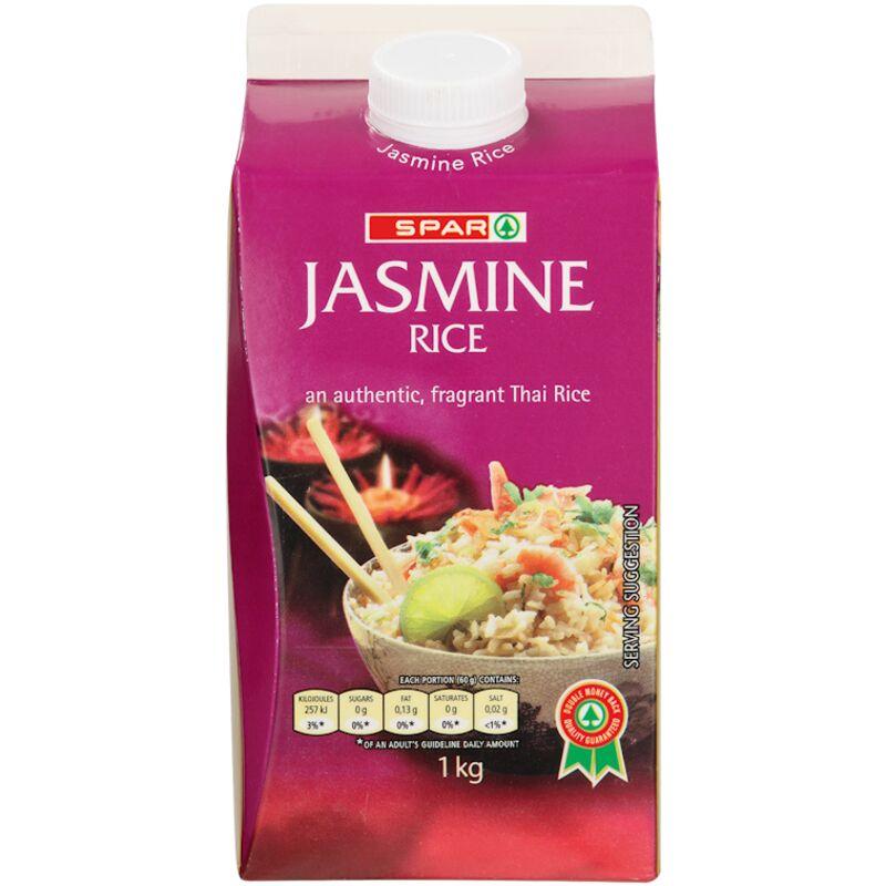 SPAR JASMINE RICE – 1KG